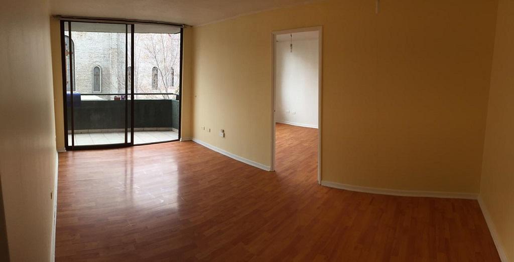 DEPARTAMENTO BARRIO YUNGAY 40 m2